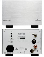 Audiolab 8200 MB, silver