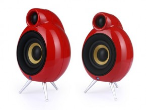 PODSPEAKERS MicroPod SE, red