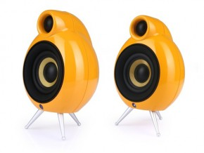 PODSPEAKERS MicroPod SE, yellow