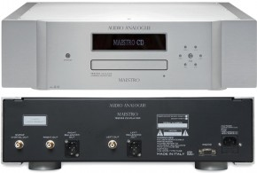 Audio Analogue MAESTRO 192/24 rev 2.0 CD PLayer